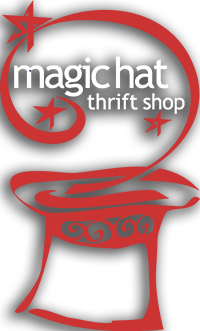 Magic Hat Thrift Shop Logo